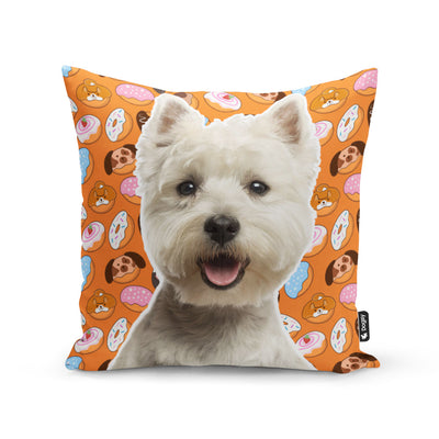 Your Dog Donut Cushion