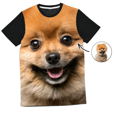 Dog Face Splat T-Shirt