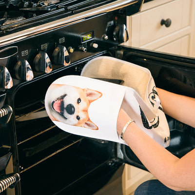 Your Dog Oven Mitts