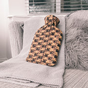 Mash Up Hot Water Bottle