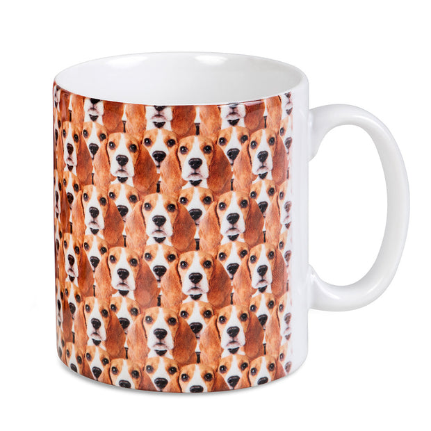 Your Dog Mash Up Mug