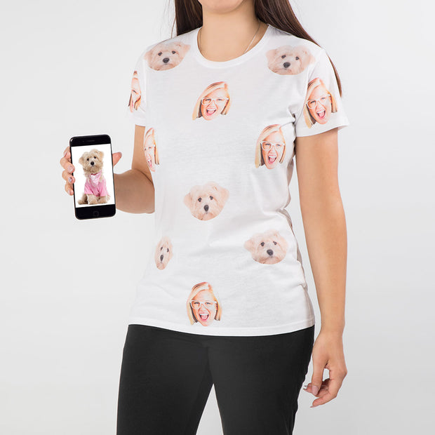 Dog & Owner Ladies Pyjama Set