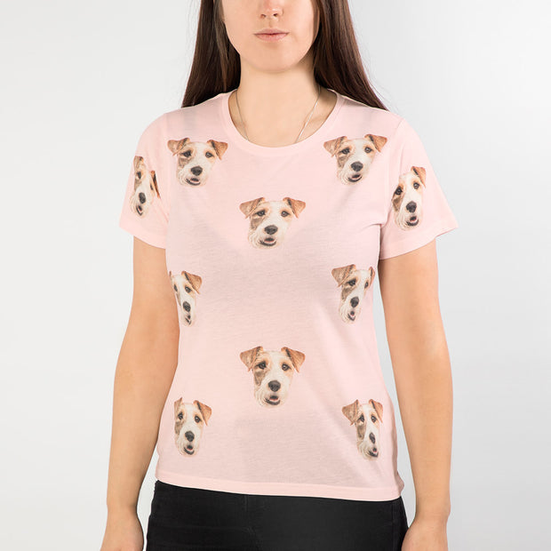 Your Dog Ladies T-Shirt