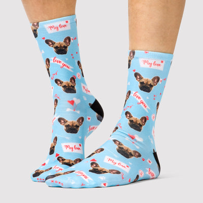 My Love Dogsy Socks