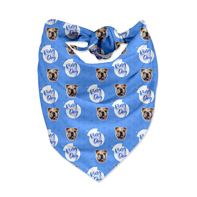 Ring Dog Bandana