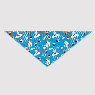 Wallace & Gromit Dog Bandana