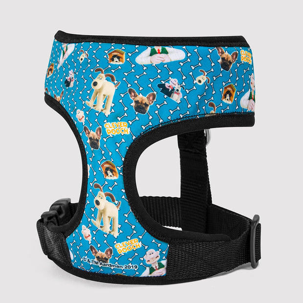 Wallace & Gromit Dog Harness