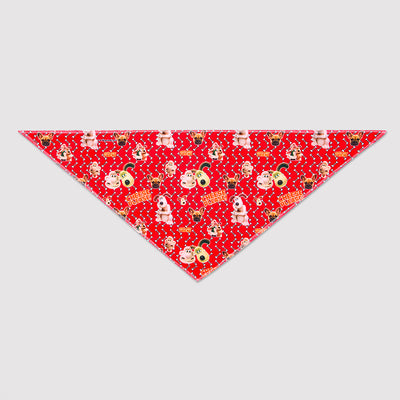 Wallace & Gromit 'Cheese Please' Dog Bandana