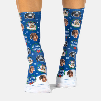 Wallace & Gromit Cracking Christmas Socks