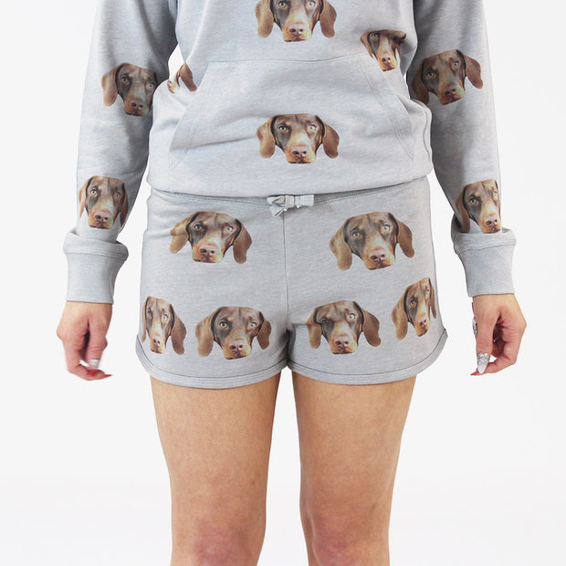 Your Dog Ladies Shorts