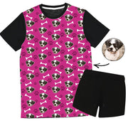 Your Dog Ladies Colour Pyjama Set