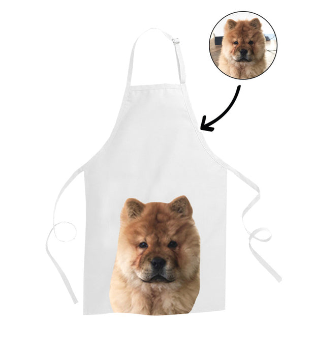 Your Dog Face Kids Apron