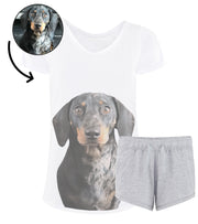 Dog Face Ladies Pyjamas