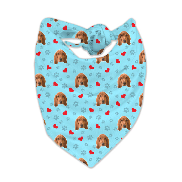 Your Dog Heart Bandana