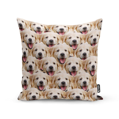 Dogsy Mash Up Cushion