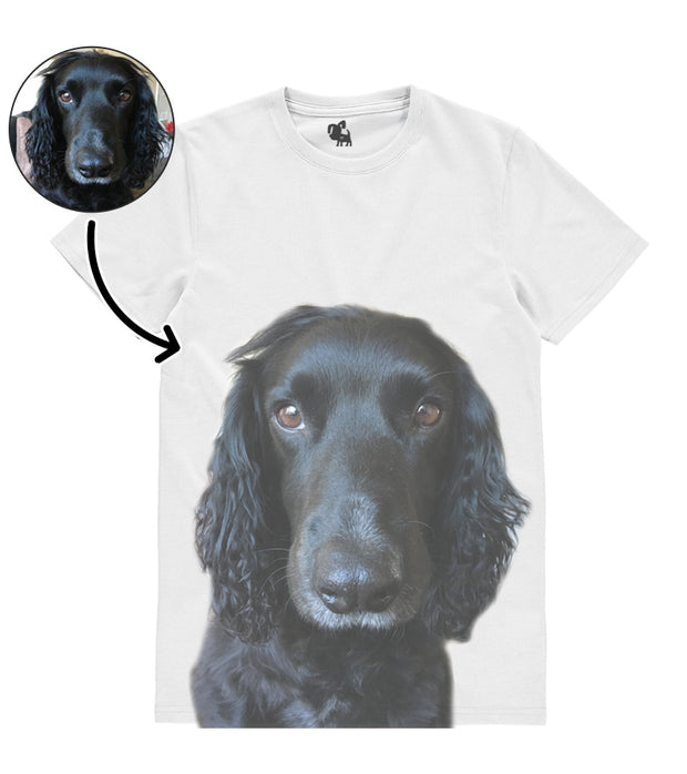 Dog Face Mens T-Shirt