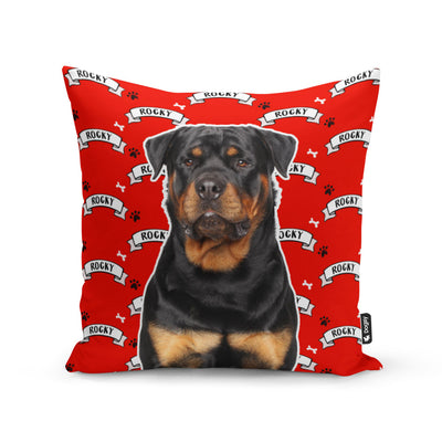Your Dog Name Cushion