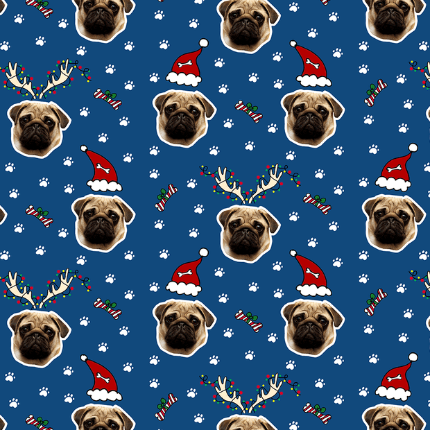 Dogsy Christmas Wrapping Paper