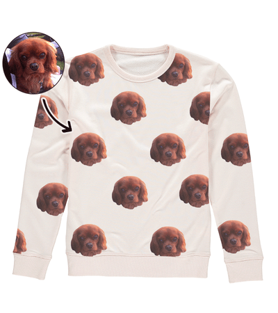 Your Dog Ladies Sweatshirt