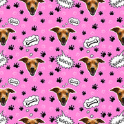 Woof Wrapping Paper