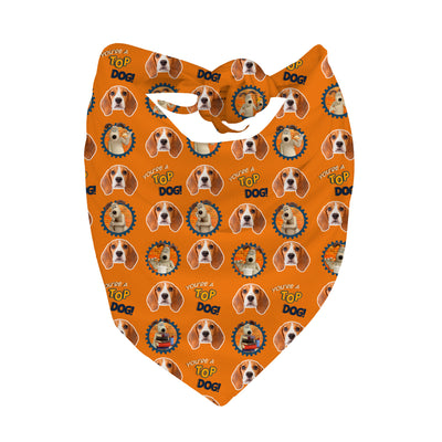 Wallace & Gromit Top Dog Bandana