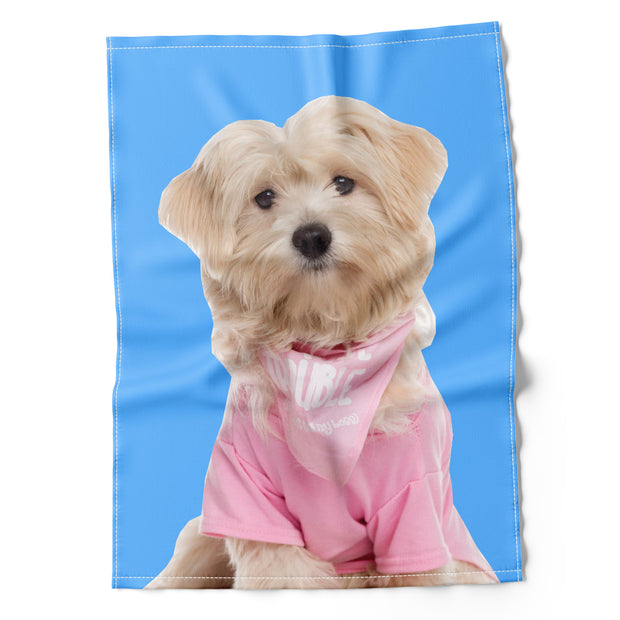 Your Dog Tea Towel