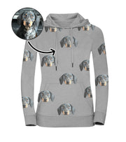 Your Dog Ladies Hoodie