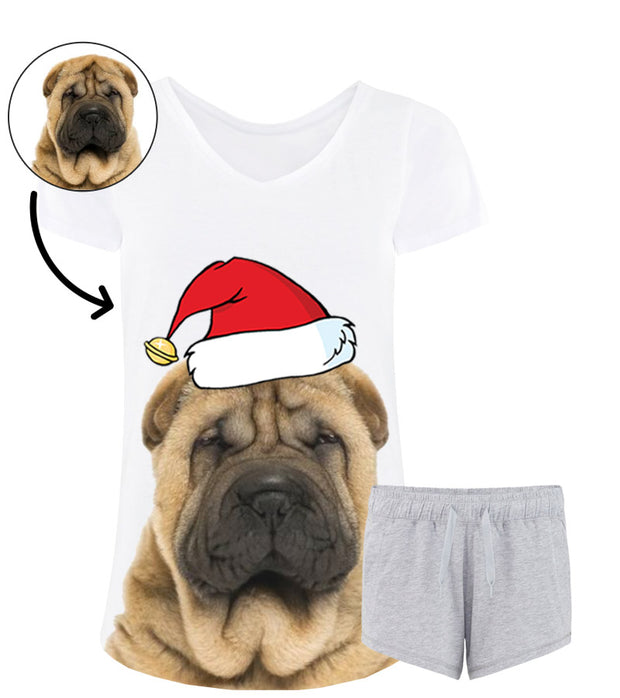 Your Dog Ladies Christmas Pyjamas