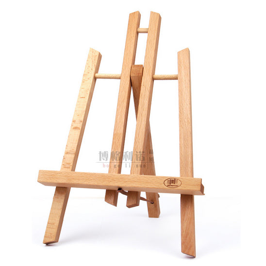 Adjustable Folding Wooden Easel
