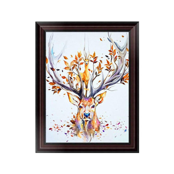 DIY-PAINT WITH DIAMONDS-DEER