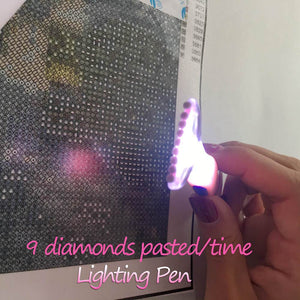 LIGHTING PASTE DIAMOND PAINTING PEN