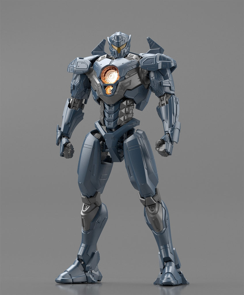 BANDAI HG Gipsy Avenger Action Figure Model Kit - Deluxe Edition - Metallic Version