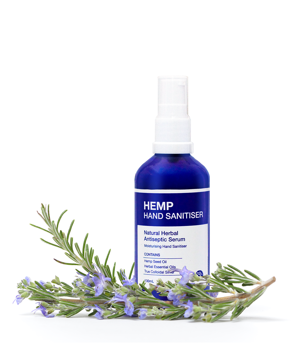 Hemp Hand Serum - Natural Herbal - 100ml
