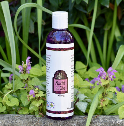 Roots of Life 1000mg Massage Oil