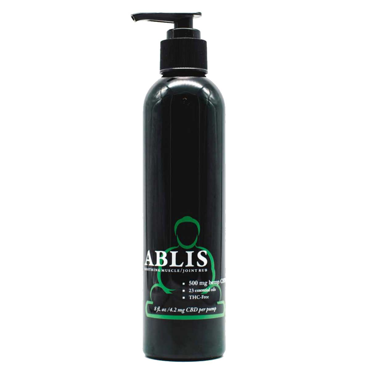 Ablis Soothing Muscle/Joint Rub - CBD Hemp Store, The #1 Trusted Source for CBD Oil, Vape Oil, CBD Edibles, CBD Lotions, CBD Topicals