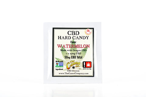 Canna Co Watermelon Candy 50mg