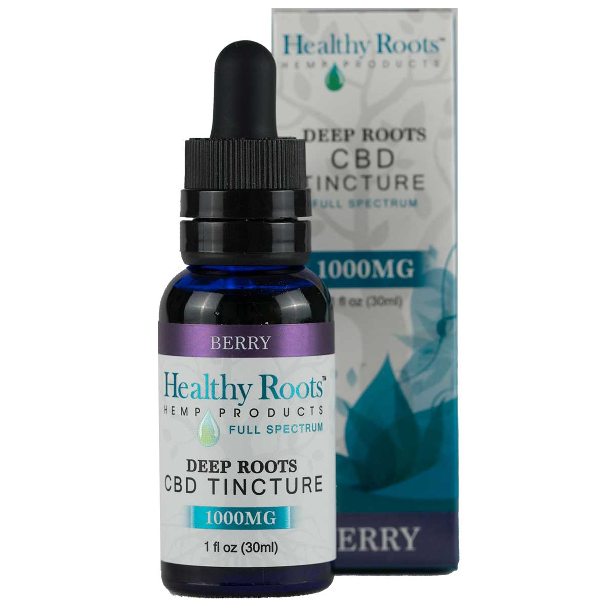 Healthy Roots 1000mg Tincture