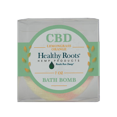 Healthy Roots Bath Bomb 50mg