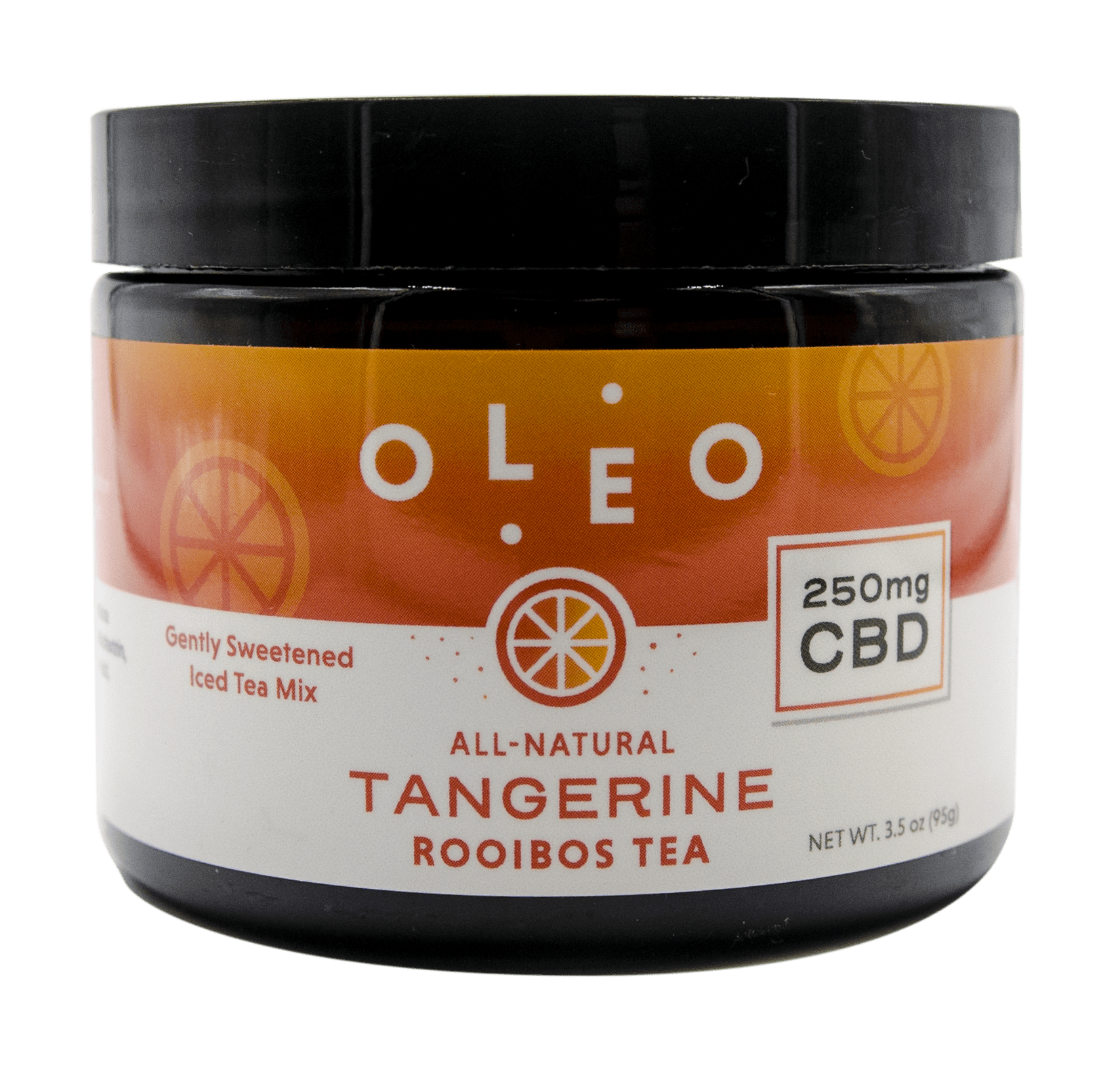 Oleo 250mg CBD Tea Mix