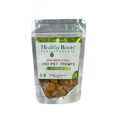 Healthy Roots Pet Treats 2mg