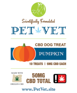 Pet Vet 50mg Treats