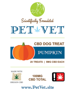 Pet Vet 100mg Treats