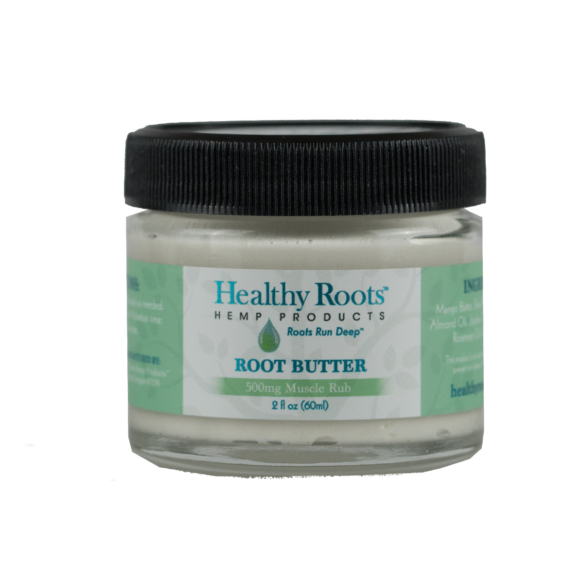 Healthy Roots Root Butter 500MG