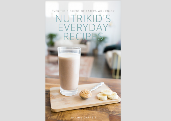 NutriKid's Digital Everday Recipe Book - Kids Protein Shake