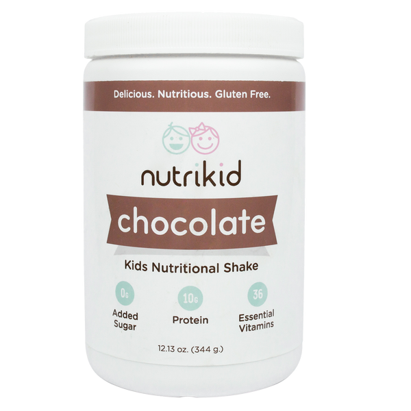 Chocolate Kids Nutritional Shake - Kids Protein Shake
