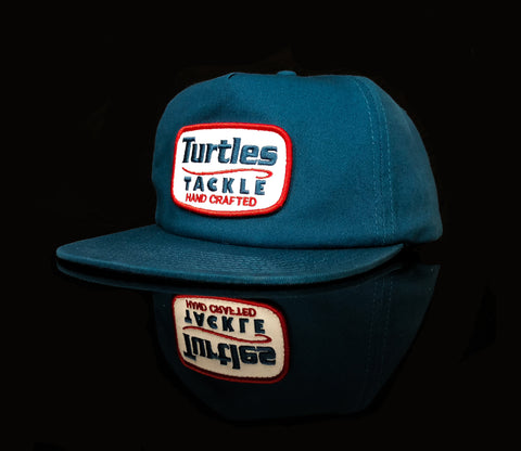 Turtles Tackle Snap-Back Cap