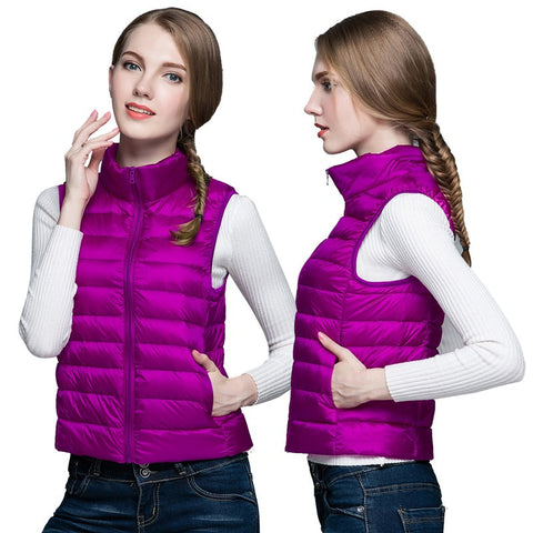 Ultra Light Jacket - Vest - Shopper Bytes