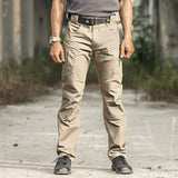 IX8 Waterproof tactical War Game Cargo pants mens silm Casual Pants mens trousers Army military Active pants - Shopper Bytes