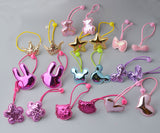 Small Bow Hair Clips Baby Girls Hair Accessories - Shopper Bytes