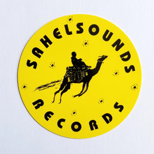 Sticker - Sahel Sounds Space Camel